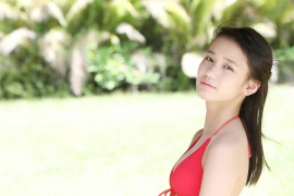 Reina Yokoyama, 18gravure swimsuit image011