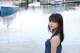 Reina Yokoyama, 18gravure swimsuit image016