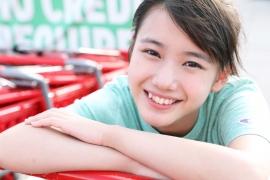 Reina Yokoyama, 18gravure swimsuit image2032