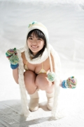 Luna Toyoda Aya Natsume Haruka Arai Himena Kikuchi Collaboration swimsuit gravure by Miss Maga 20 and Miss Maga 19 2020008