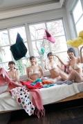 Luna Toyoda Aya Natsume Haruka Arai Himena Kikuchi Collaboration swimsuit gravure by Miss Maga 20 and Miss Maga 19 2020003
