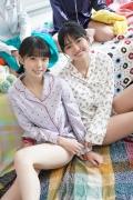 Luna Toyoda Aya Natsume Haruka Arai Himena Kikuchi Collaboration swimsuit gravure by Miss Maga 20 and Miss Maga 19 2020002