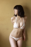 Sexy swimsuit gravure of Riho Yoshioka001