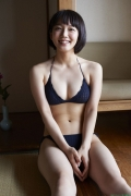 Sexy swimsuit gravure of Riho Yoshioka034