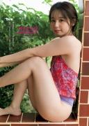 Rina Koike swimsuit bikini gravure The freshness of a girl Growing into an adult woman 2020007