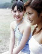 Rika Ishikawa Sayumi Michishige Gravure Swimsuit Images020