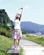 Rika Ishikawa Sayumi Michishige Gravure Swimsuit Images028