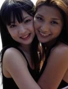 Rika Ishikawa Sayumi Michishige Gravure Swimsuit Images033