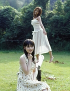Rika Ishikawa Sayumi Michishige Gravure Swimsuit Images034