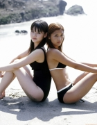 Rika Ishikawa Sayumi Michishige Gravure Swimsuit Images053