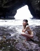 Rika Ishikawa Sayumi Michishige Gravure Swimsuit Images057
