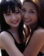Rika Ishikawa Sayumi Michishige Gravure Swimsuit Images061