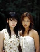 Rika Ishikawa Sayumi Michishige Gravure Swimsuit Images078