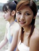 Rika Ishikawa Sayumi Michishige Gravure Swimsuit Images083