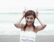 Rika Ishikawa Sayumi Michishige Gravure Swimsuit Images087