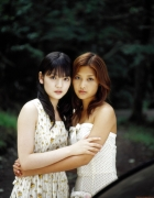 Rika Ishikawa Sayumi Michishige Gravure Swimsuit Images099