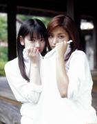 Rika Ishikawa Sayumi Michishige Gravure Swimsuit Images100