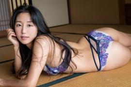 Rina Sawayama Swimsuit Bikini Gravure Bare Face Me 2020004
