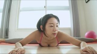Rina Sawayama Swimsuit Bikini Gravure Bare Face Me001