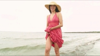 Rina Sawayama Swimsuit Bikini Gravure Bare Face Me115