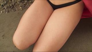 Rina Sawayama Swimsuit Bikini Gravure Bare Face Me118