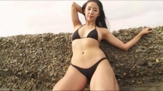 Rina Sawayama Swimsuit Bikini Gravure Bare Face Me127