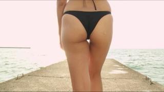 Rina Sawayama Swimsuit Bikini Gravure Bare Face Me129