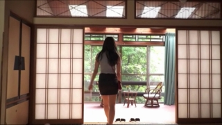 Aoshina Maki Swimsuit Bikini Gravure Miss Young Champion 2019 Grand Prix 003