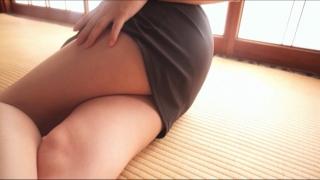 Aoshina Maki Swimsuit Bikini Gravure Miss Young Champion 2019 Grand Prix 009