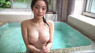 Aoshina Maki Swimsuit Bikini Gravure Miss Young Champion 2019 Grand Prix 115