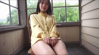 Aoshina Maki Swimsuit Bikini Gravure Miss Young Champion 2019 Grand Prix 141