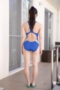 Hinako Tamaki Swimming Race Swimsuit Images Pool Play Arena005