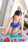 Hinako Tamaki Swimming Race Swimsuit Images Pool Play Arena012