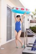 Hinako Tamaki Swimming Race Swimsuit Images Pool Play Arena011