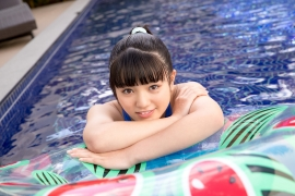 Hinako Tamaki Swimming Race Swimsuit Images Pool Play Arena025
