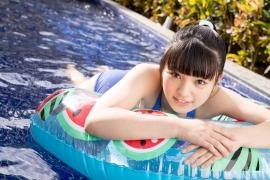 Hinako Tamaki Swimming Race Swimsuit Images Pool Play Arena038