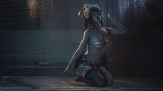 Cosplay Swimsuit Bikini Gravure Destiny Child Heket028