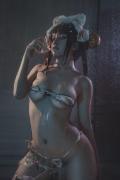 Cosplay Swimsuit Bikini Gravure Destiny Child Heket029