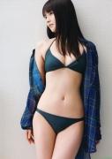 Morning Musume 8th generation leader Sayumi Michishige swimsuit gravure056