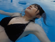 Morning Musume 8th generation leader Sayumi Michishige swimsuit gravure079