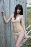 Morning Musume 8th generation leader Sayumi Michishige swimsuit gravure106