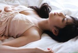 Morning Musume 8th generation leader Sayumi Michishige swimsuit gravure119