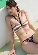 Angela Mei swimsuit gravure057
