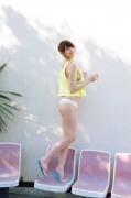 Angela Mei swimsuit gravure060