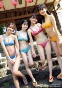 Mismaga hot spring training camp swimsuit bikini gravure Goto Mashiro Nagisa Hayakawa Hanon Yamaguchi Mao Sakurada 2020009