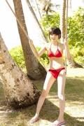 Sayumi Michishige sexy red bikini picture013