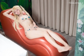 Swimsuit Bikini Gravure Cosplay Marie Rose Dead or Alive Series036