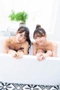 Yamaguchi Hanon Pupil Swimsuit Bikini Gravure Aya Natsume 2020 w002