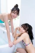 Yamaguchi Hanon Pupil Swimsuit Bikini Gravure Aya Natsume 2020 w006