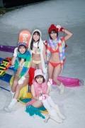 Swimsuit bikini gravure overwhelming body rf001